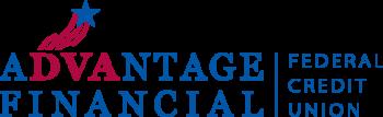 Advantage Financial FCU Logo 2 4c F1543075-C