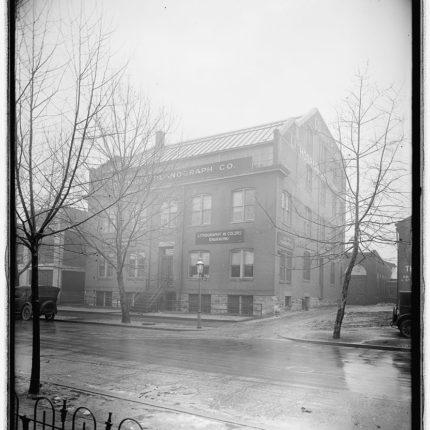 2: Columbia Planograph Co., 50 L St. NE, Established 1904