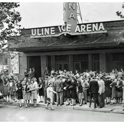 18: Uline Ice Arena, Opened 1941