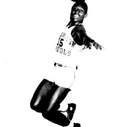 20: Washington Capitols Player Earl Lloyd, 1950