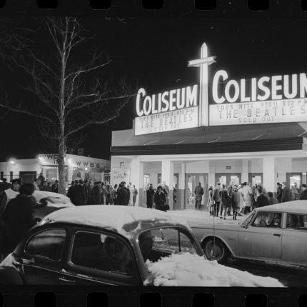21: The Beatles Concert at Washington Coliseum, 1964
