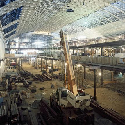 23: Union Station Restoration, 1981